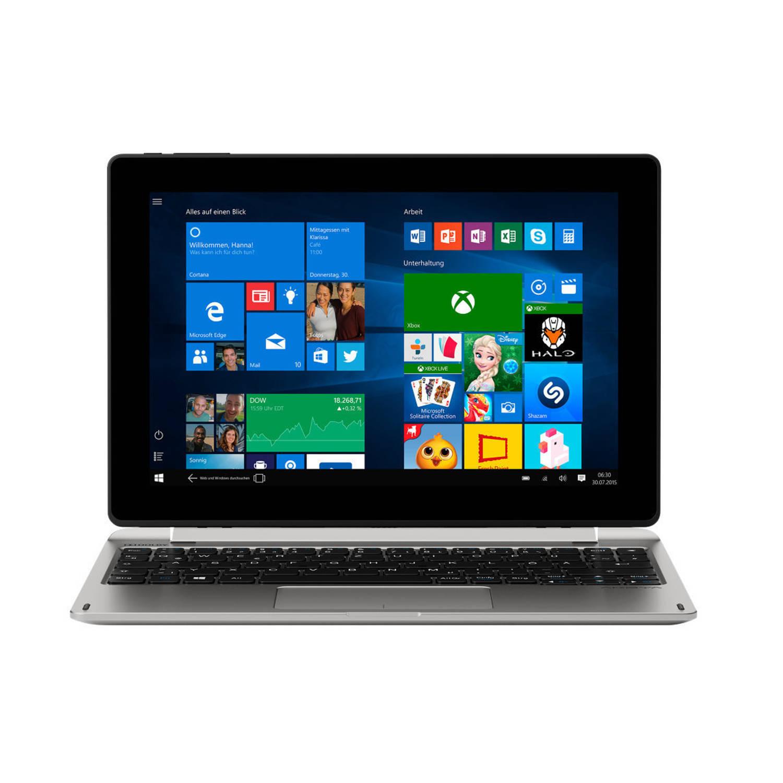 MEDION AKOYA E1239T detachable tablet laptop (128 GB)