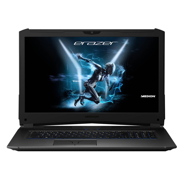 MEDION ERAZER X7861-i7-1256F16 Zwart Notebook 43,9 cm (17.3 ) 1920 x 1080 Pixels 2,20 GHz Intel® 8s