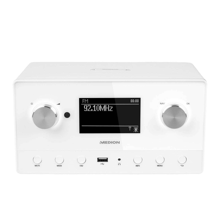 MEDION® LIFE P85066 WiFi DAB+ Internet Radio