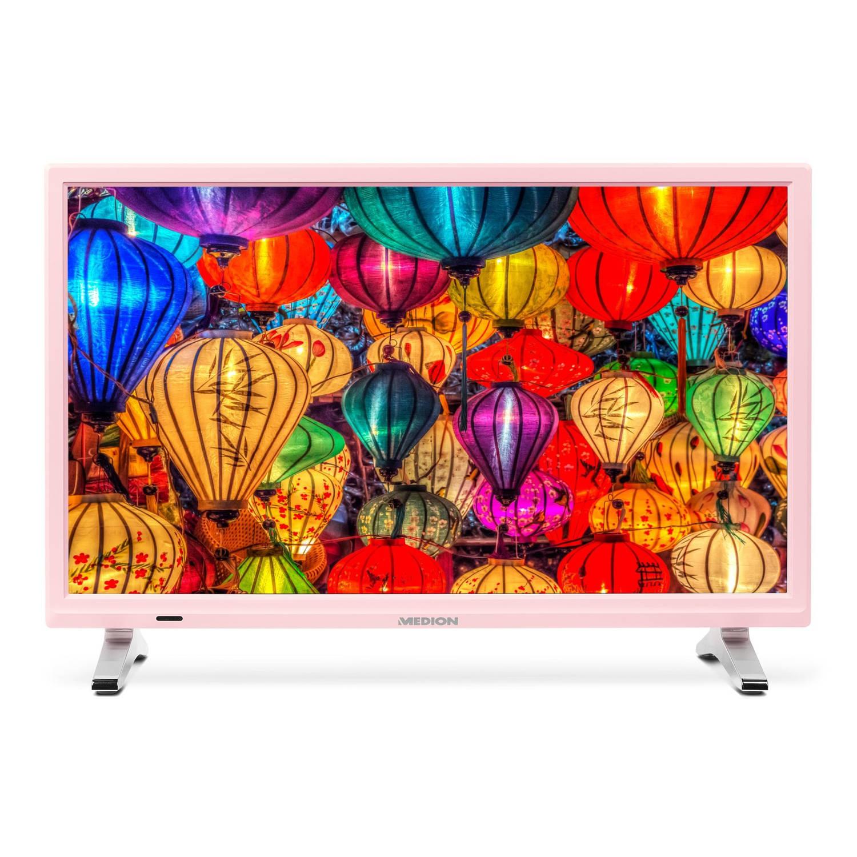 MEDION® LIFE P13500 21,5 LED TV (roze)