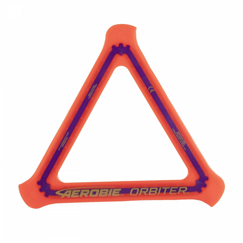 Afbeelding van Aerobie boomerang Orbiter 25 cm oranje