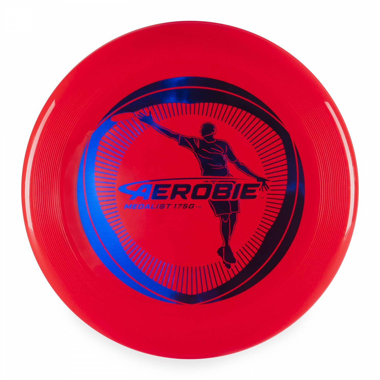 Afbeelding van Aerobie frisbee Medalist 175 gram rood