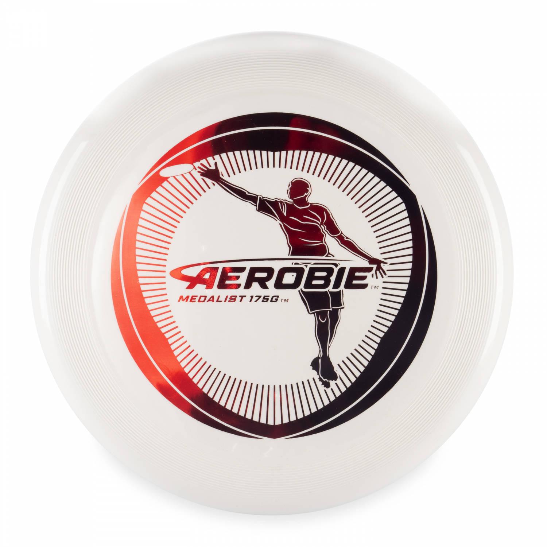 Afbeelding van Aerobie frisbee Medalist 175 gram wit