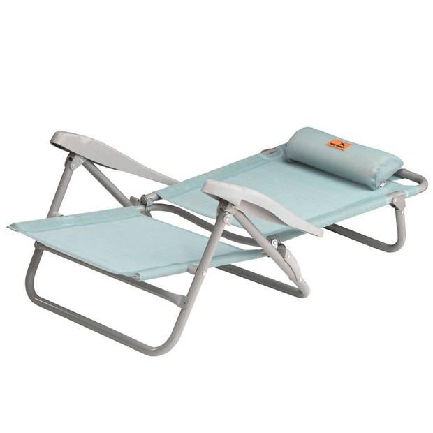 Easy Camp Strandstoel Breaker 50x65x77 cm blauw 420035