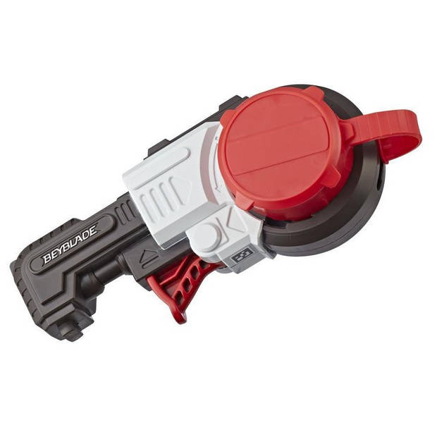 Beyblade Precision Strike Launcher rood/zwart 13,5 cm