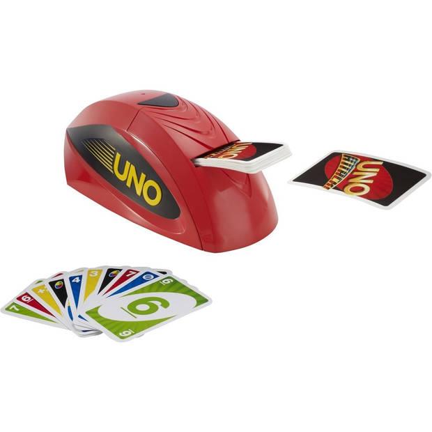 Mattel Uno Extreme kaartspel