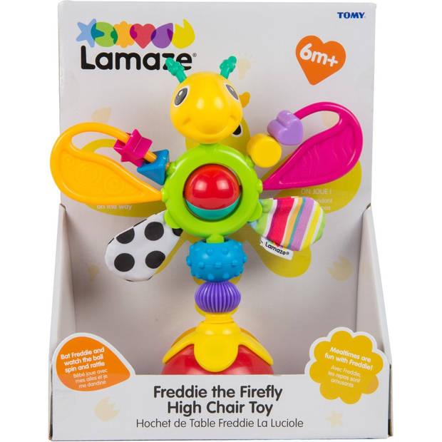 Tomy Lamaze Freddie de Vuurvlieg kinderstoelspeeltje 20 cm