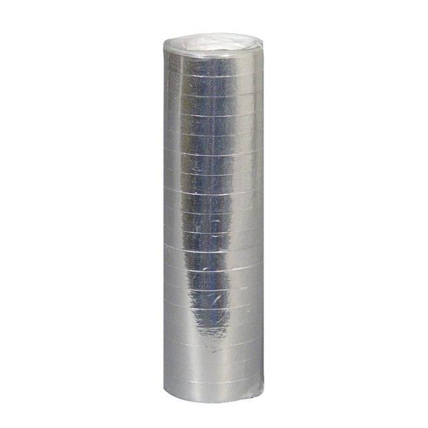 Boland serpentine 1 rol 400 cm metallic zilver