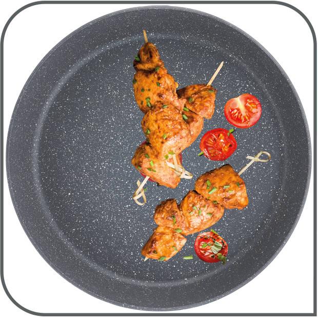 Tefal Chef's Delight Stone koekenpan G12206 - 28 cm