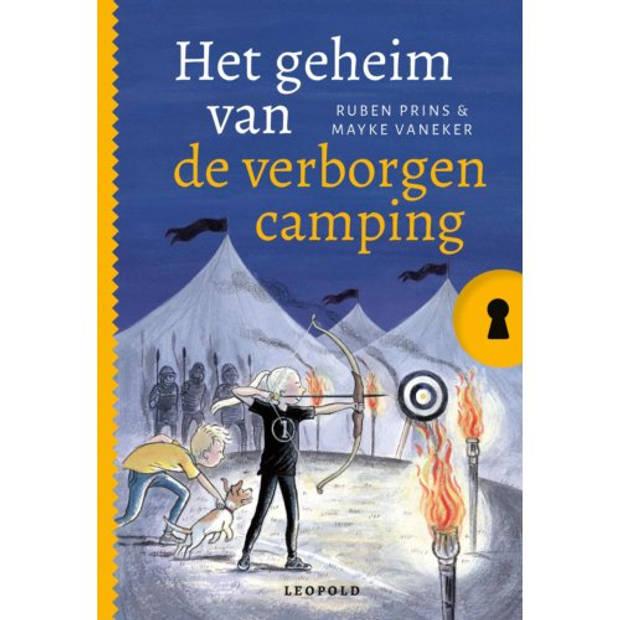 Het Geheim Van De Verborgen Camping - Geheim