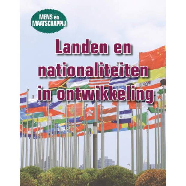 Landen en nationaliteiten in ontwikkeling - Mens