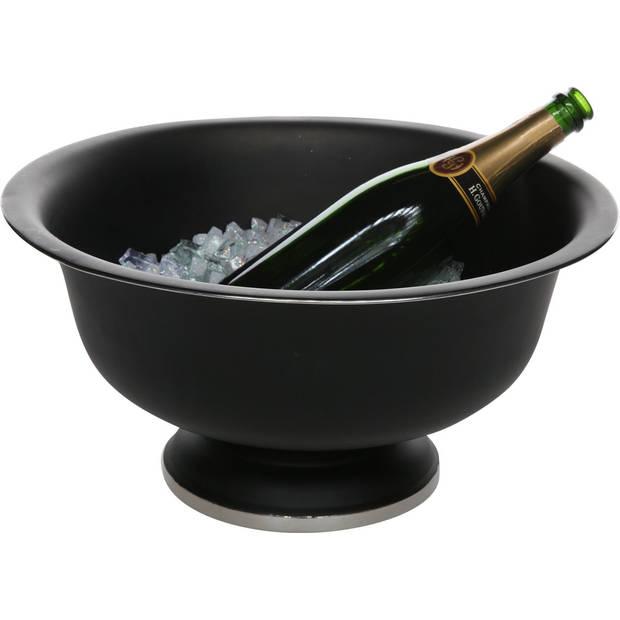 Cosy & Trendy Black Champagne Emmer Op Voet - Ø 41 cm