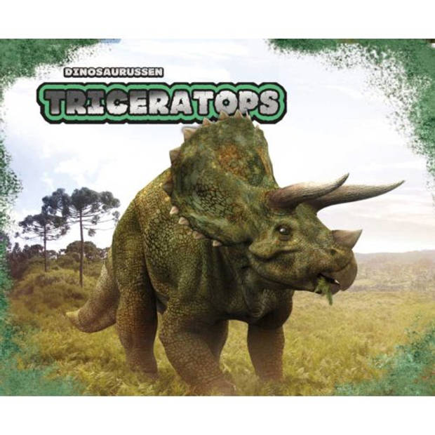 Triceratops - Dinosaurussen