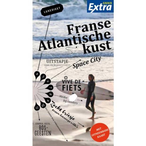 Franse Atlantische Kust - Anwb Extra