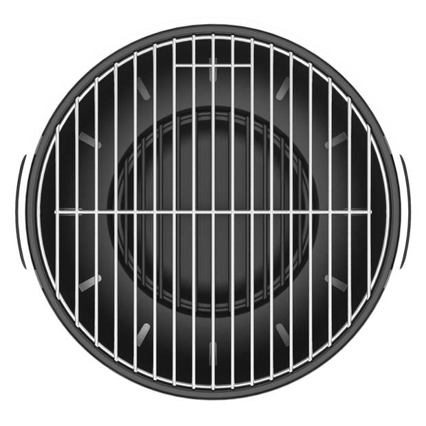 BergHOFF Leo Outdoor tafel BBQ - Ø 35 x 22 cm - zwart