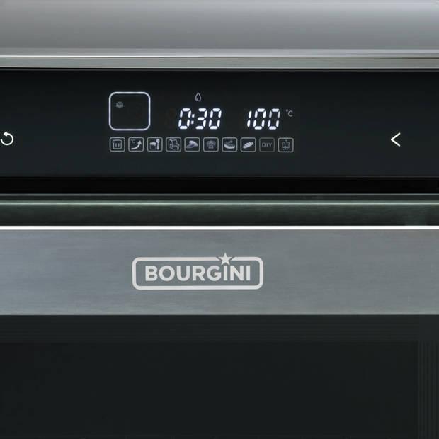 Bourgini stoomoven 11.3128 - 30 liter