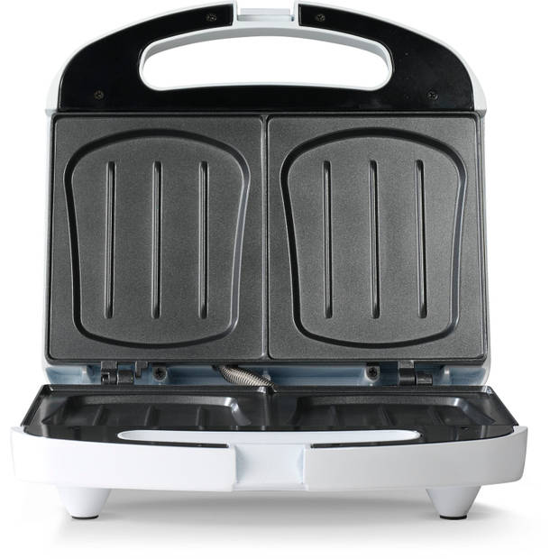 Bourgini sandwich maker 12.5000.01 - 2 persoons