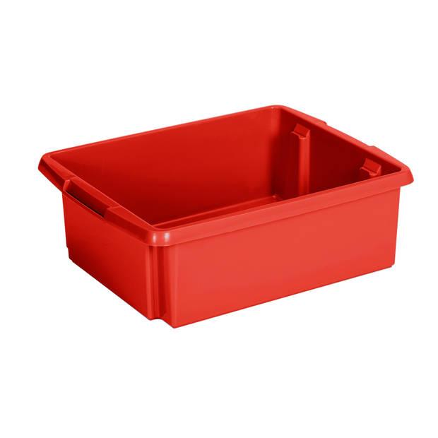Nesta Opbergbox - 17L - rood
