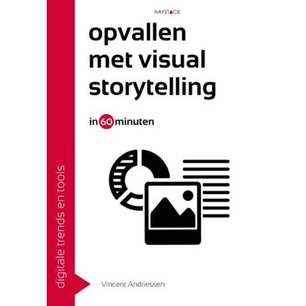 Opvallen met visual storytelling in 60 minuten -