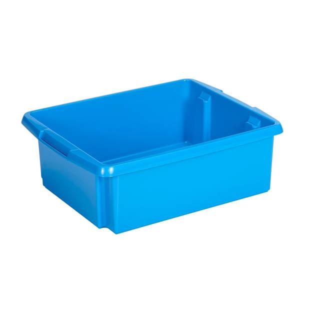 Nesta Opbergbox - 17L - blauw