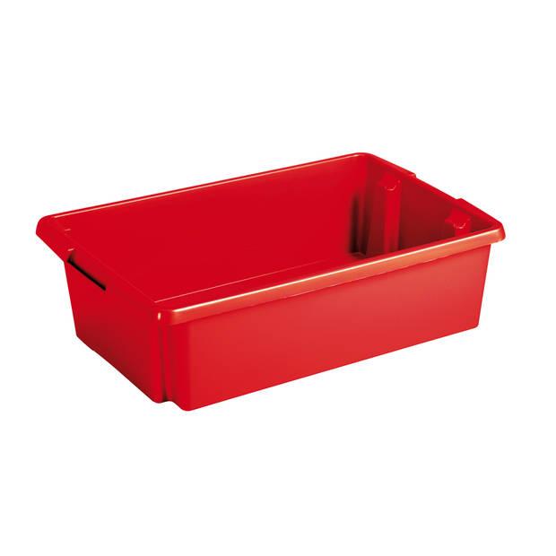 Nesta Opbergbox - 30L - rood