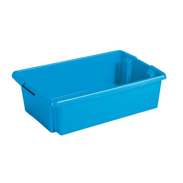 Nesta Opbergbox - 30L - blauw