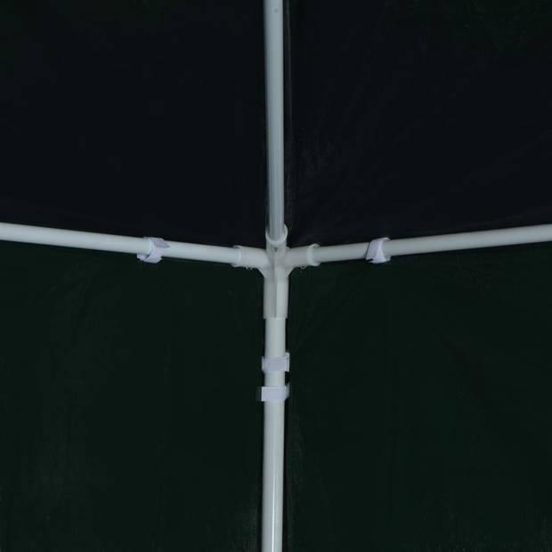 vidaXL Partytent 3x6 m groen