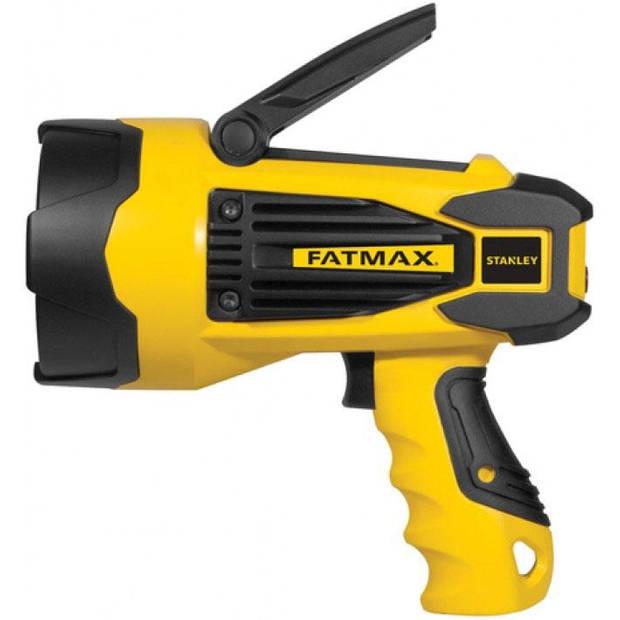Stanley zaklamp led batterij 10 watt 2200 lumen geel