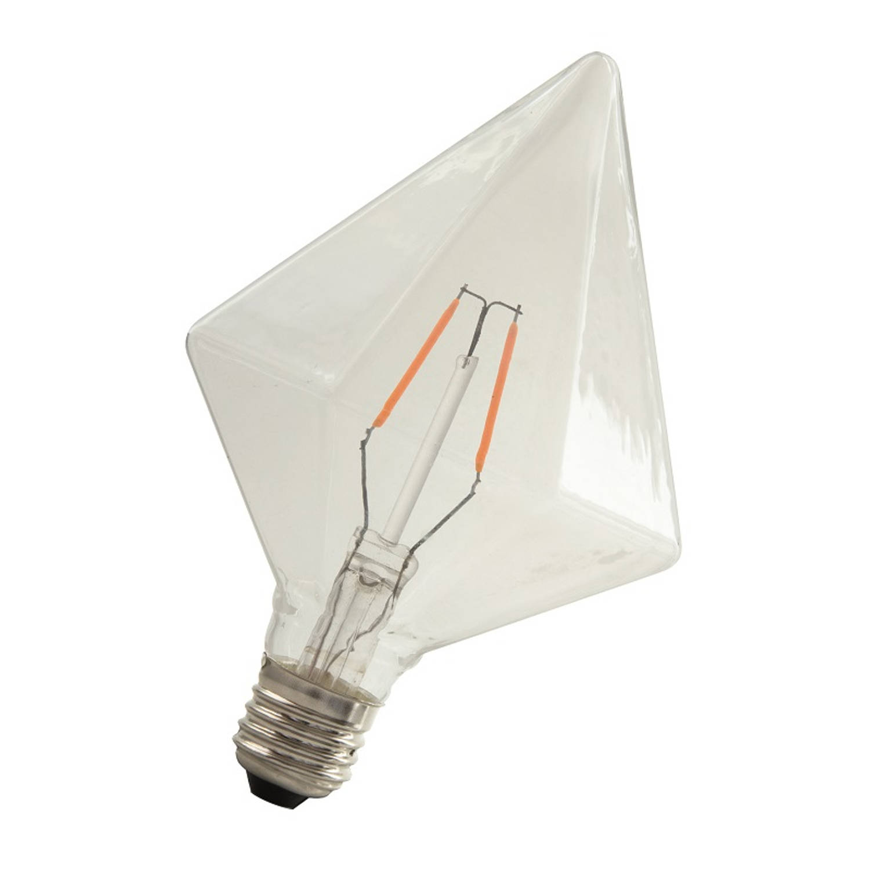 Afbeelding van Bailey Filament LED Piramide E27 2W 2200K Dimbaar 150lm