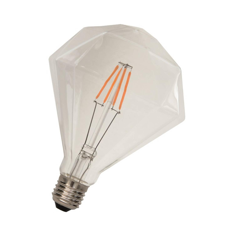 Afbeelding van Bailey Filament LED Diamant E27 3W 2200K Dimbaar 330lm