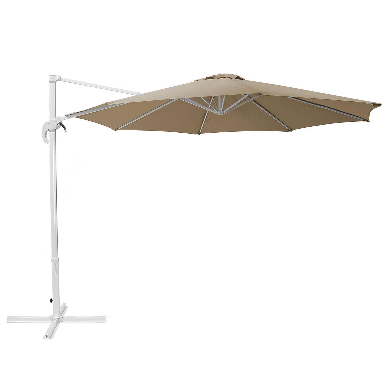 Beliani Savona - Parasol-beige-polyester