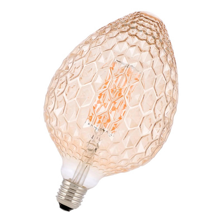 Afbeelding van Bailey LED Filament Pine Cone E27 4W 2200K Goud Dimbaar 290lm