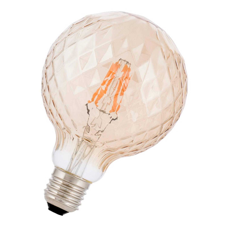 Afbeelding van Bailey LED Filament Pine G95 E27 3W 2200K Goud Dimbaar 200lm