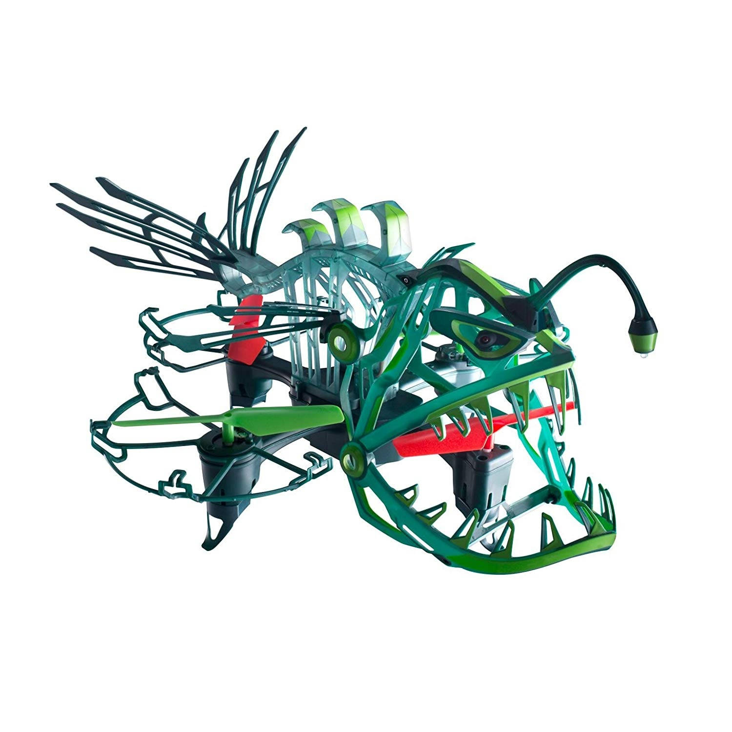 Drone Force Angler attack drone groen