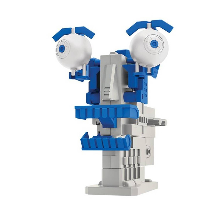 Afbeelding van 4M bouwpakket KidzRobotix robothoofd 29-delig