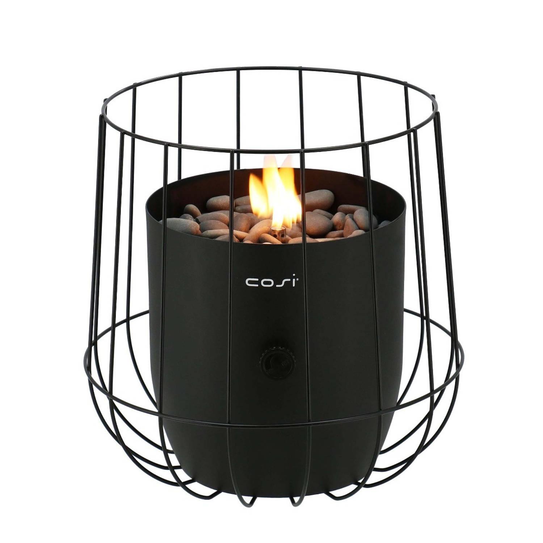 Cosi Fires Cosiscoop Basket Zwart