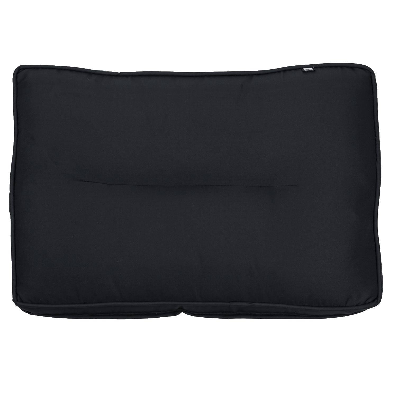 Kopu® Prisma Loungekussen Rug 60x40 Cm Black