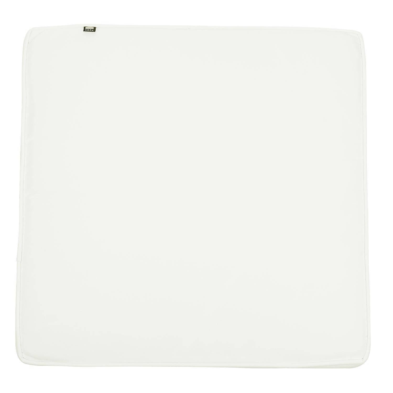 Kopu® Prisma Loungekussen Zit 60x60 Cm Ivory