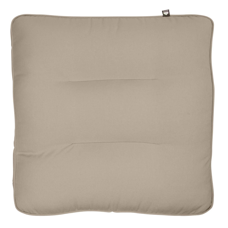 Kopu ® Prisma Loungekussen Rug Plof 60x60 Cm Tan