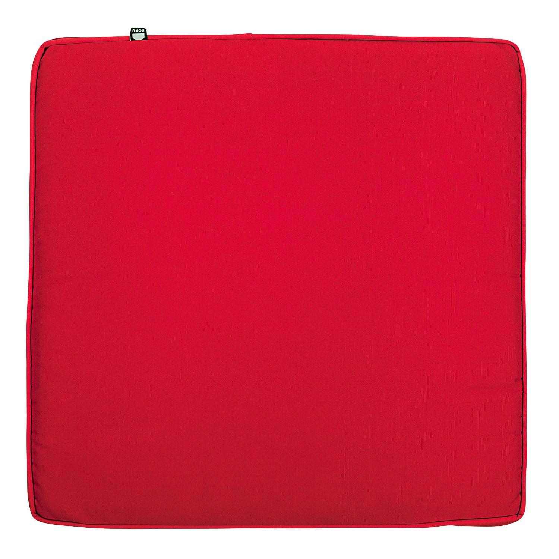 Kopu® Prisma Loungekussen Zit 60x60 cm Red
