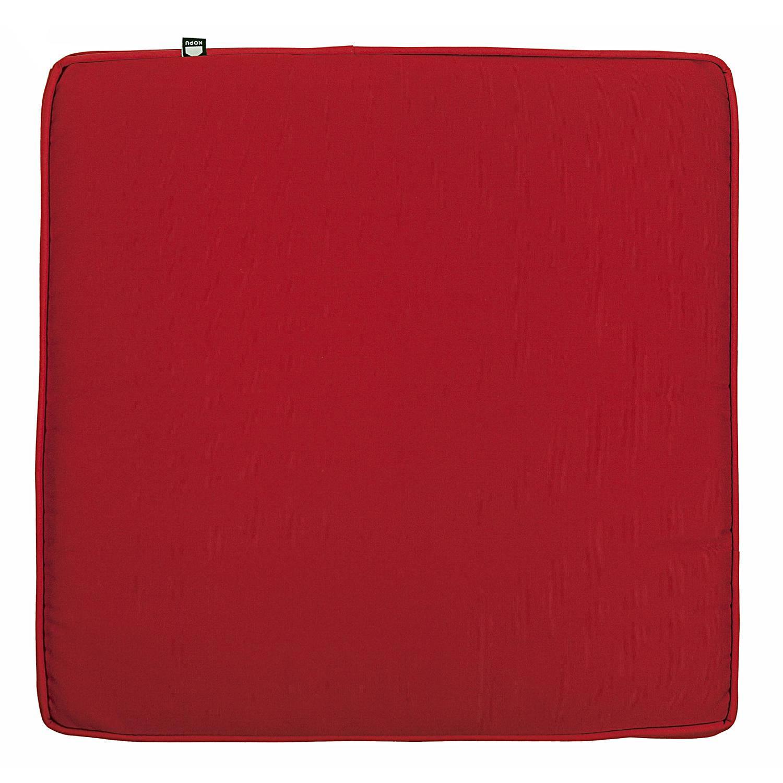 Kopu - Prisma Loungekussen Zit 60x60 cm - Red