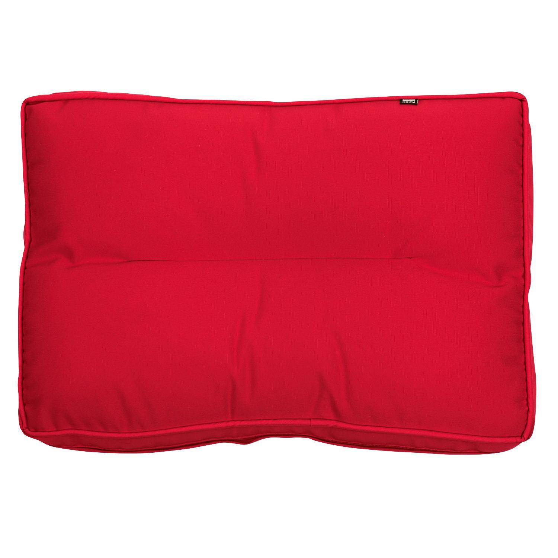 Kopu® Prisma Loungekussen Rug 60x40 cm Red