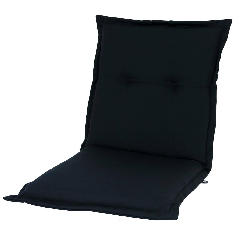 Kopu® Prisma Tuinkussen Lage Rug Black