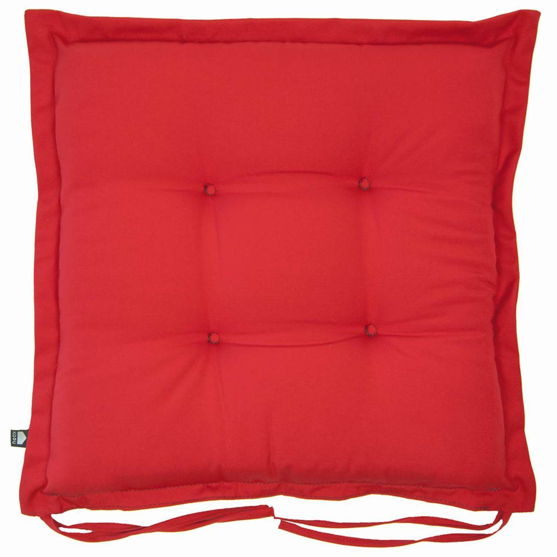Kopu® Prisma Zitkussen 50x50 Cm Red
