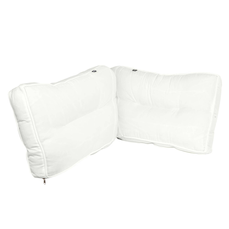 Kopu - Prisma Lounge Hoek rugkussen set 60 x 40 cm - Ivory
