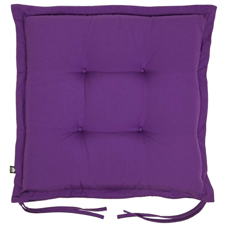 Kopu® Prisma Zitkussen 50x50 Cm Purple