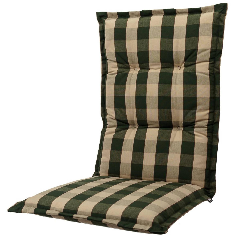 Kopu® Country Tuinkussen Hoge Rug Green