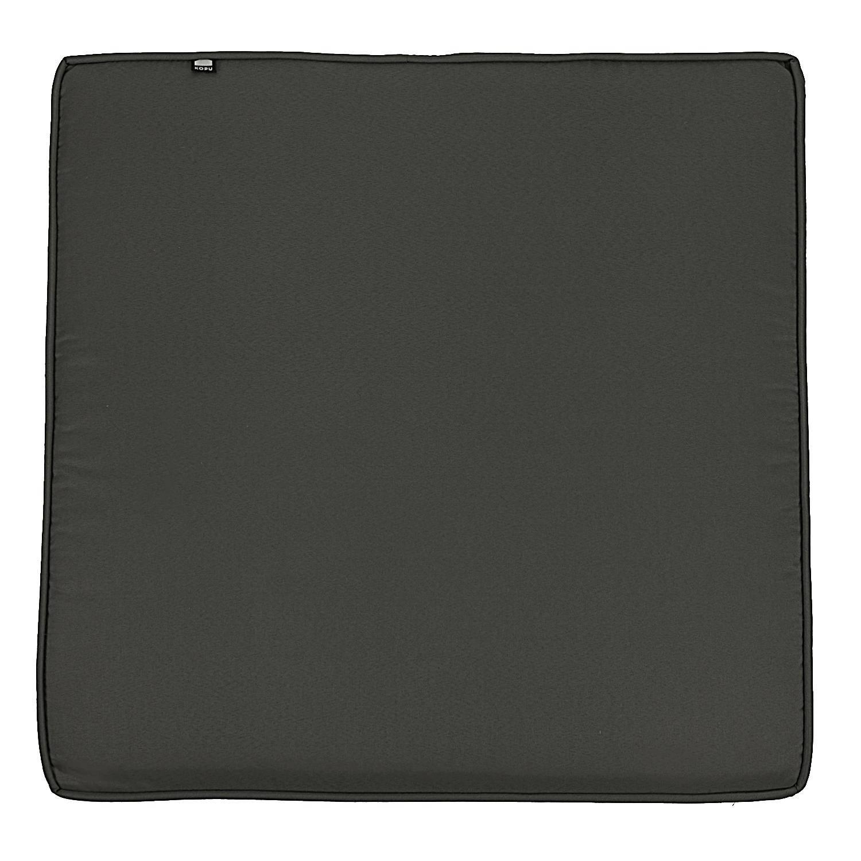 Kopu - Geo Loungekussen Zit 60x60 cm - Grey