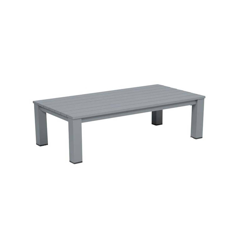 Garden Impressions Romero lounge table 140x70xH40 cm grijs