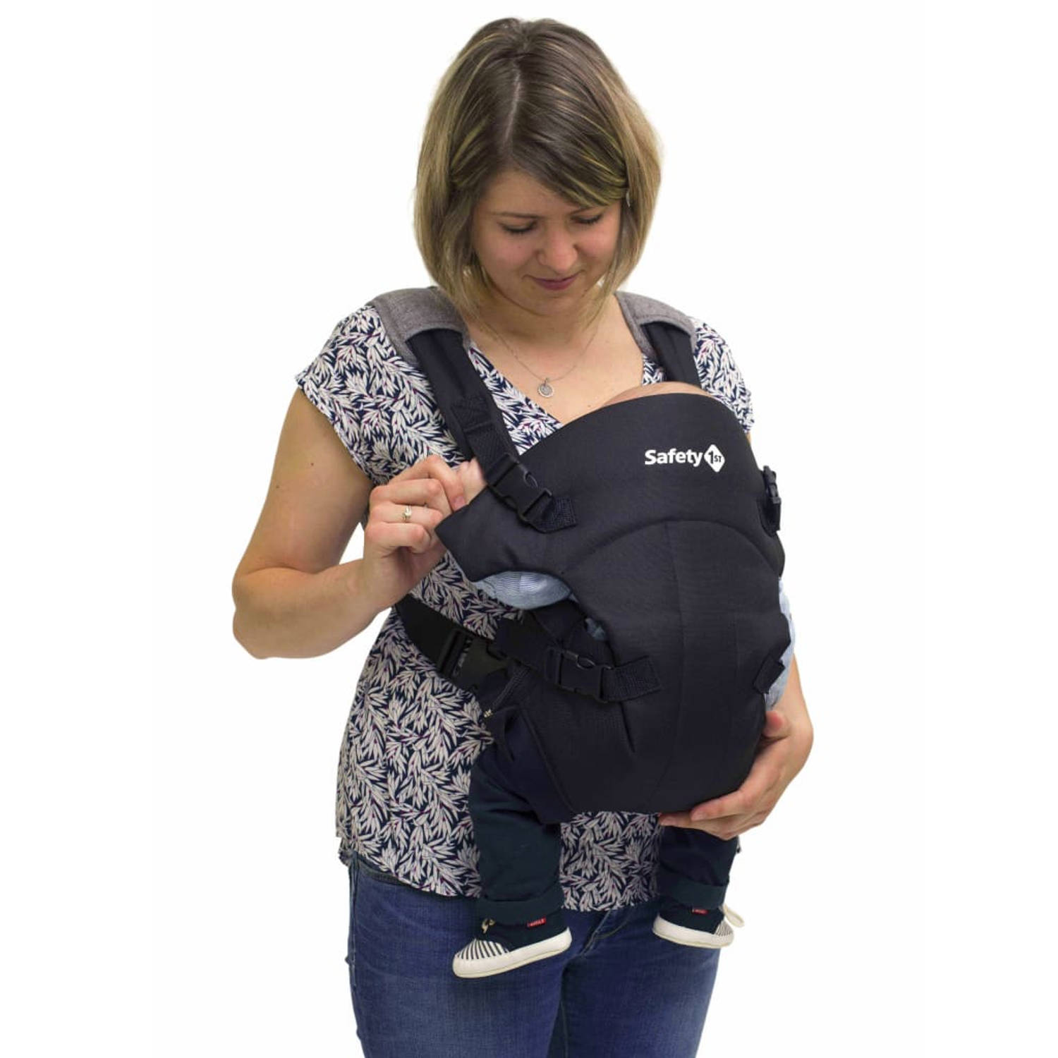 Safety 1st Babydrager Mimoso zwart 2600666000